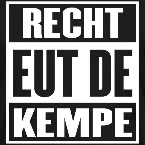 EUTDEKEMPE - Mannen T-shirt