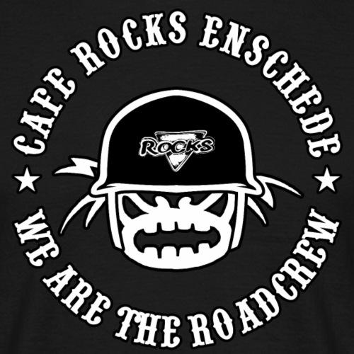 Roadcrew - Mannen T-shirt