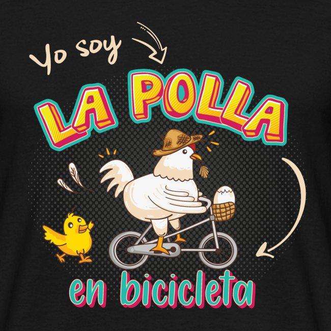 La Polla en Bicicleta