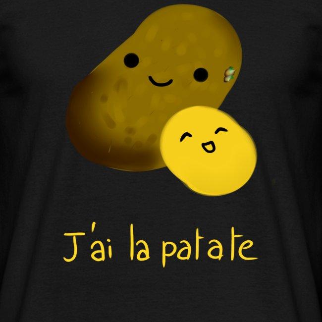 J'ai la patate