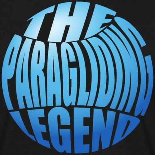 The Paragliding Legend - Männer T-Shirt