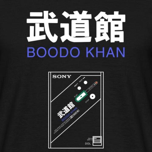 SONY Boodo Khan walkman, the legendary - Men's T-Shirt