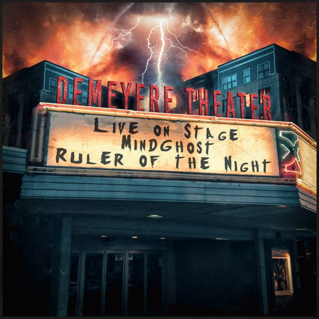 Ruler of the night album