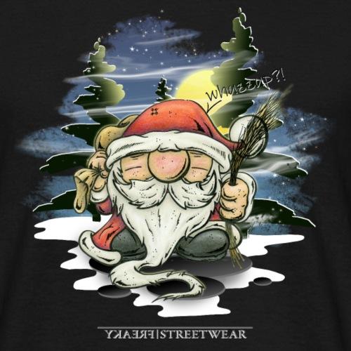 the real santa - Männer T-Shirt