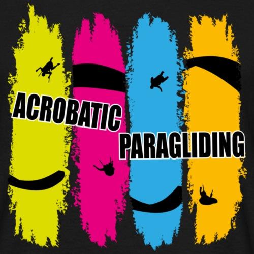 ACRObaticPARAgliding - Männer T-Shirt