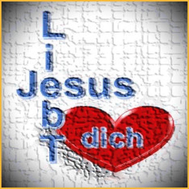Jesus liebt dich