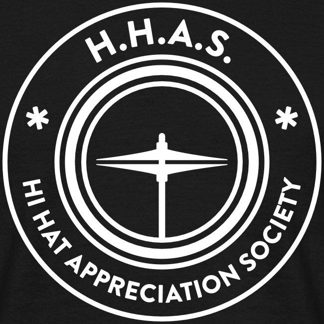 H.H.A.S. T-shirt w. logo