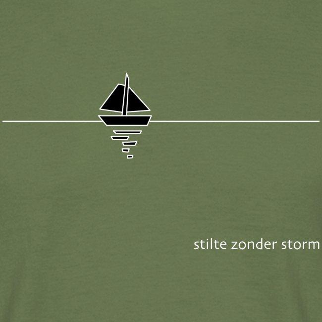 stilte zonder storm - wit