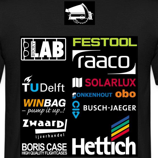 Bucky lab Logo