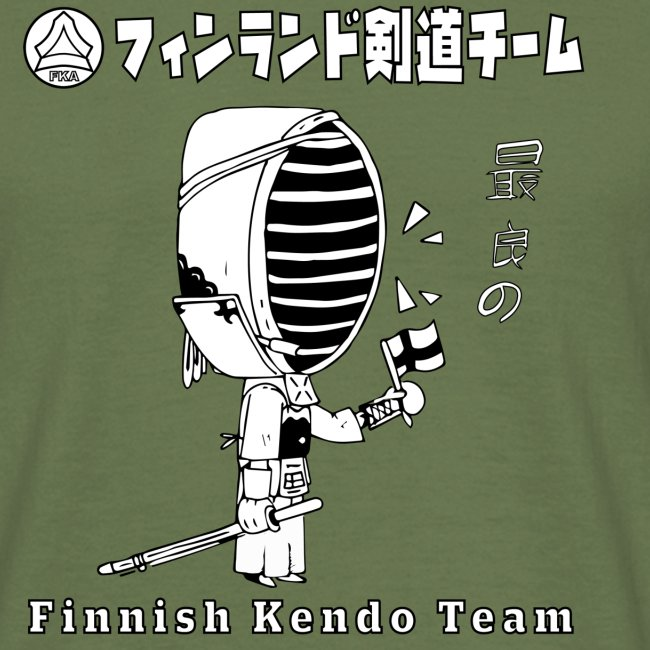 Kenshi w. Finnish Flag v2