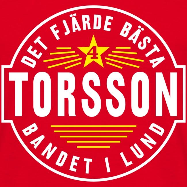 TORSSON – DET FJÄRDE BÄSTA BANDET I LUND
