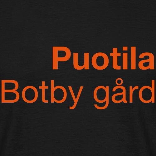 PUOTILA - Miesten t-paita