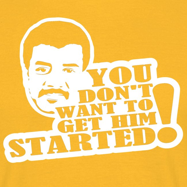 NDT You Don t Want to Get Him Started