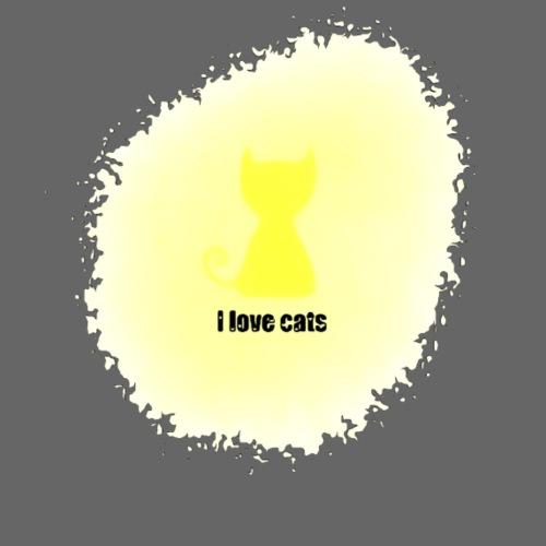 Sand cat - Men's T-Shirt