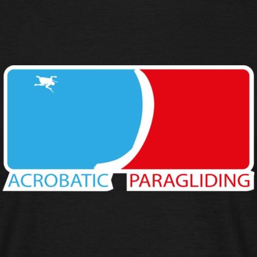 Acrobatic Paragliding - Männer T-Shirt