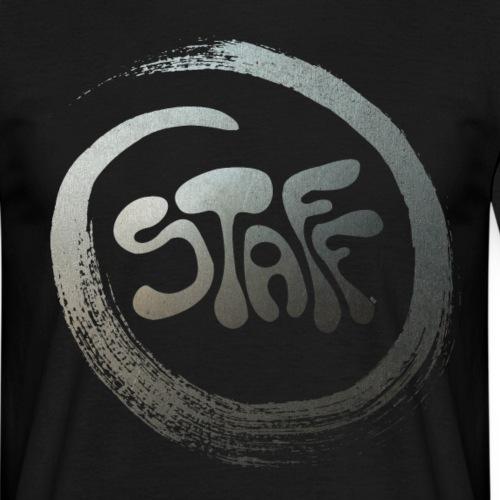 STAFF ARGENT by Florian VIRIOT - T-shirt Homme