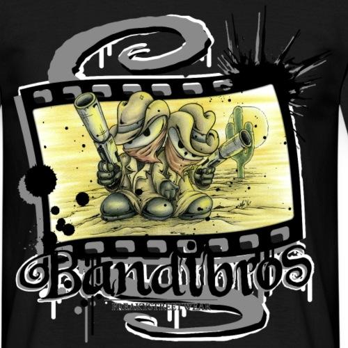 Bandibros II - Männer T-Shirt