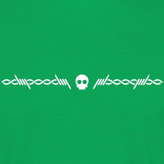 t-shirt-skull-wire