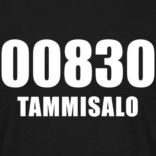 00830 TAMMISALO - Miesten t-paita