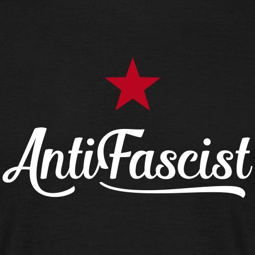 AntiFascist - Men's T-Shirt