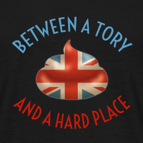 Rock Tory - Men's T-Shirt