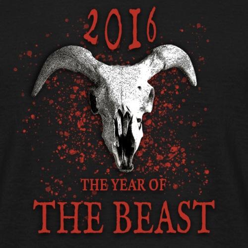 2016 - Men's T-Shirt