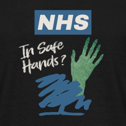 Safe Hands? - Men's T-Shirt