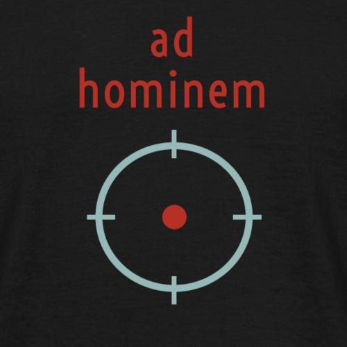 Ad Hominem - Men's T-Shirt
