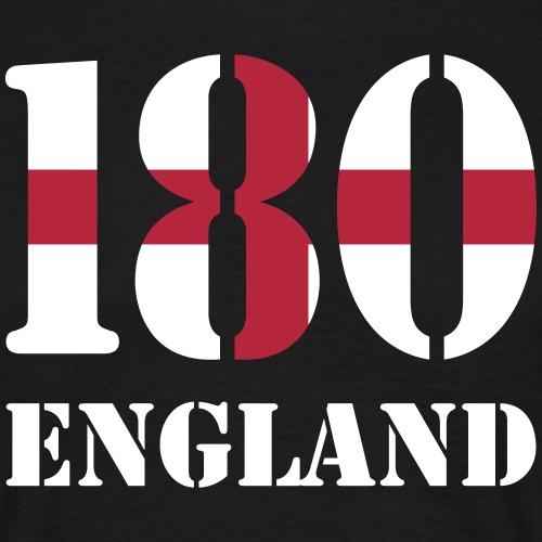 180 england - Männer T-Shirt
