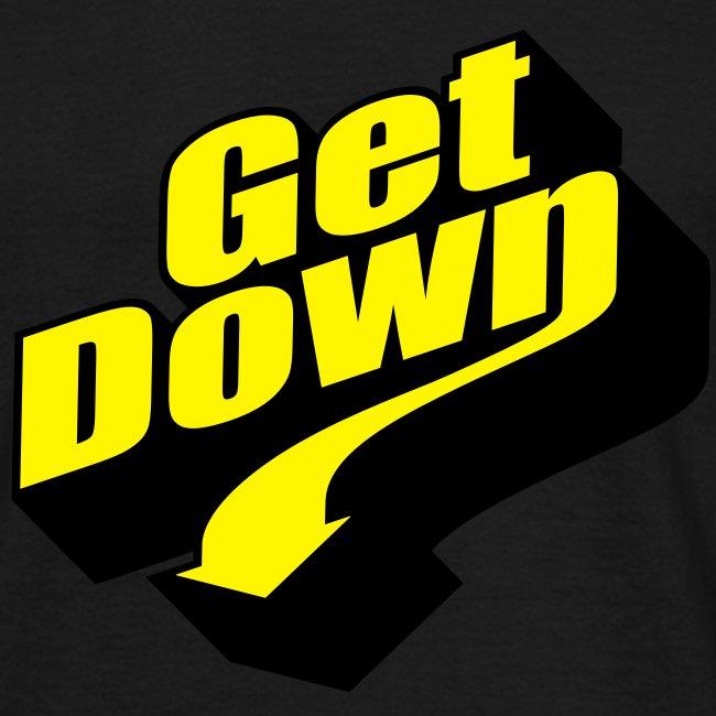 get down spreadshirt 28x28