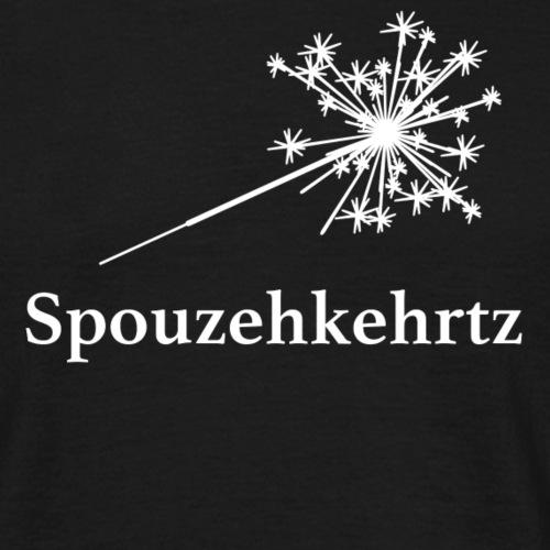 Spouzekehrz - Männer T-Shirt