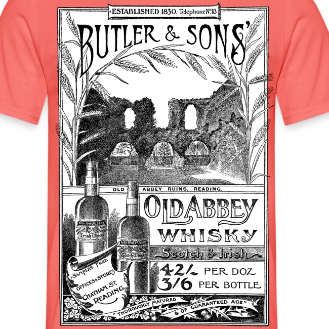 Butler's Old Abbey Whisky