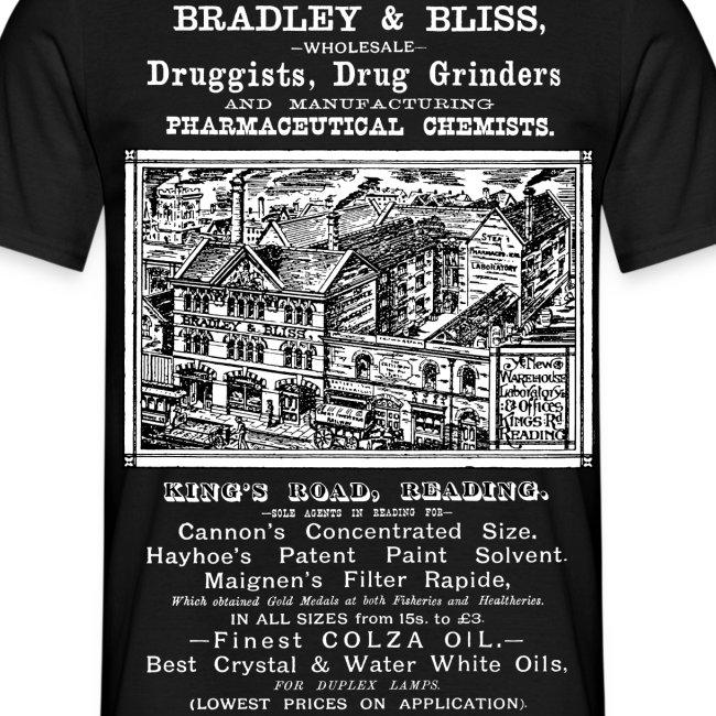 Bradley & Bliss Pharmaceutical Chemists Reading