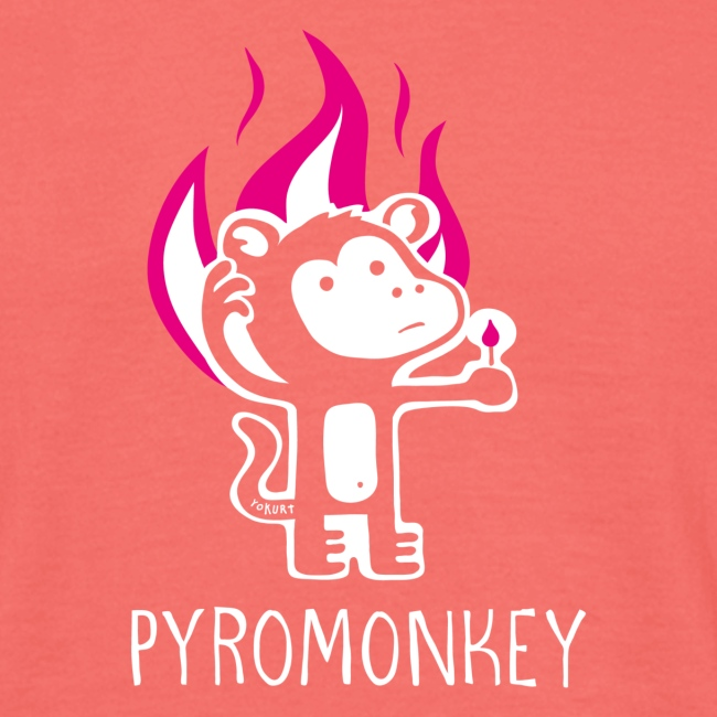 Pyromonkey