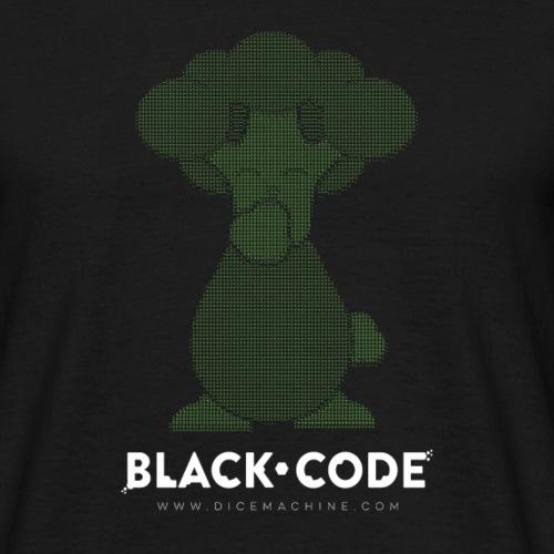 Black Code - L1ttl3 tr33 - Men's T-Shirt