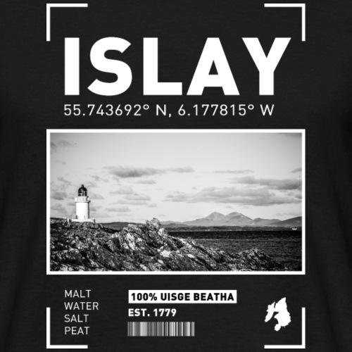 ISLAY - Men's T-Shirt