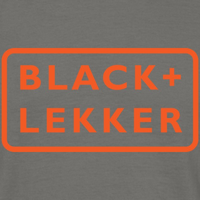 black&lekker