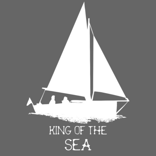 KING OF THE SEA - Men's T-Shirt