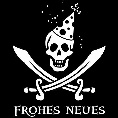 ~ Frohes Neues ~ - Männer T-Shirt