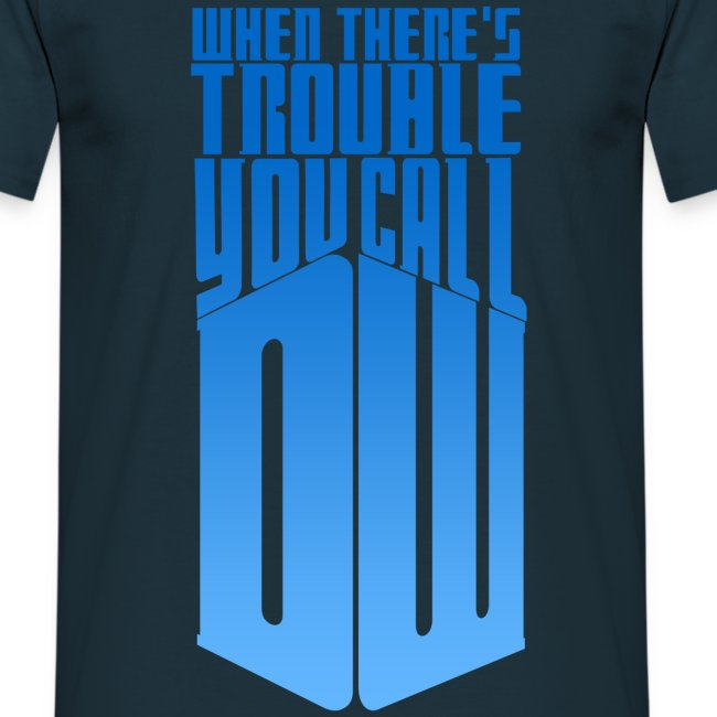 When There s Trouble Design