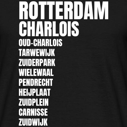 CHARLOIS - Mannen T-shirt