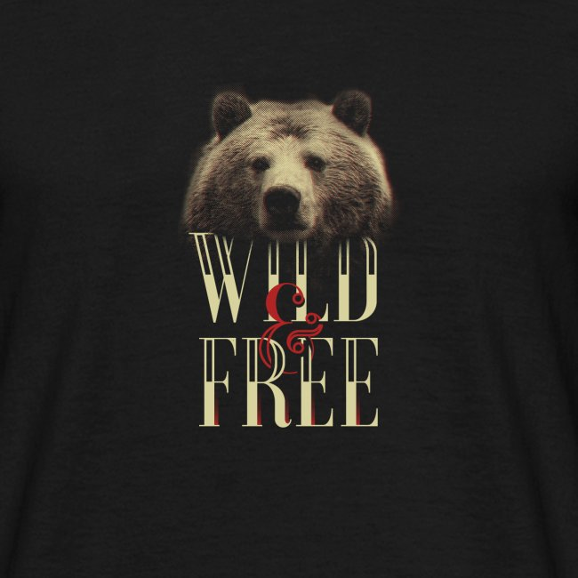 free tee wild free