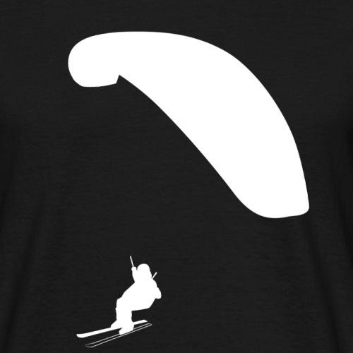 Speedflying Speedriding Paraglider - Männer T-Shirt