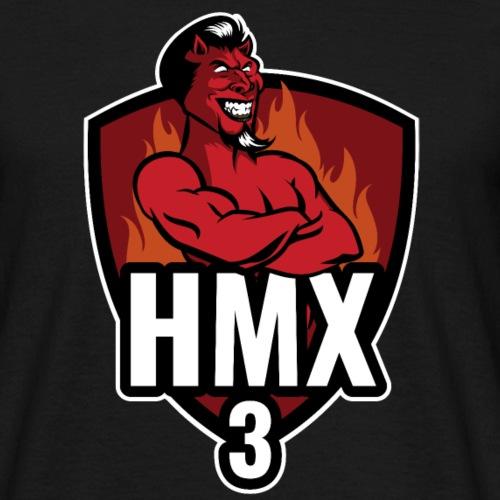 HMX 3 (Groß) - Männer T-Shirt