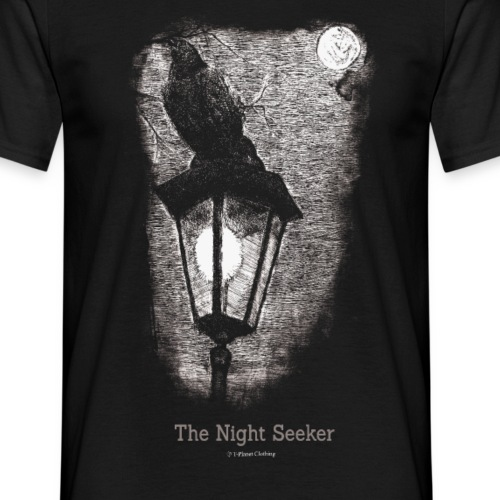 Night Seeker - Maglietta da uomo