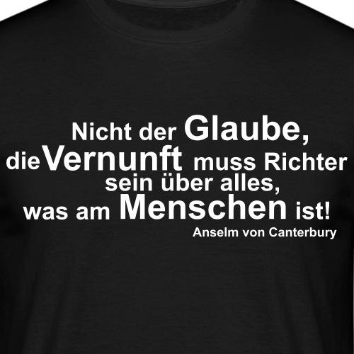 canterbury new - Männer T-Shirt