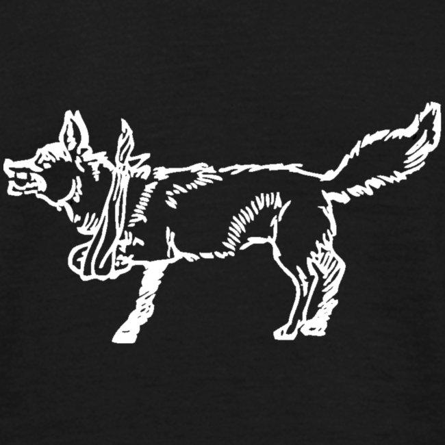 lame fox bw png
