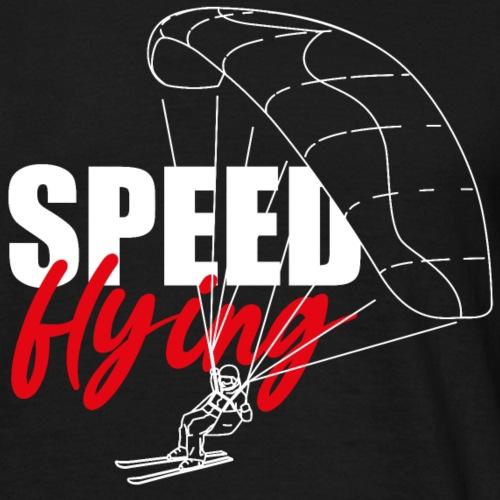 Speedriding Speedflying - Männer T-Shirt