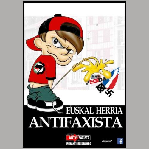 EH antifaxista - T-shirt Homme