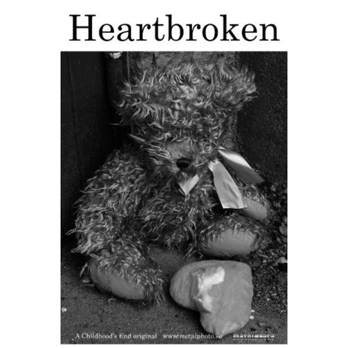 Childhood's End - Heartbroken - Men's T-Shirt